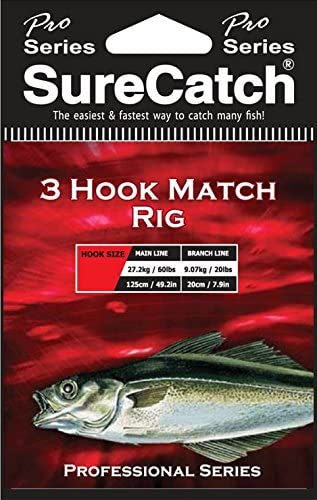 Sure Catch 3 Hook Match Rig