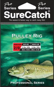 Sure Catch Pulley Rig