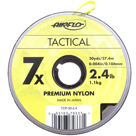 AIRFLO Tactical Co-Polymer Tippet