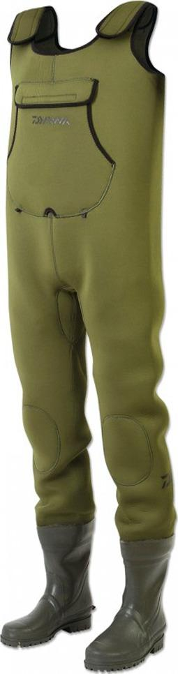 Daiwa Neoprene Bootfoot Chest Waders