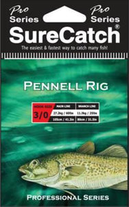 Sure Catch Pennel Rig
