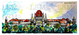 Bombay High Court Cards - Set of 10 - Law Suits and More