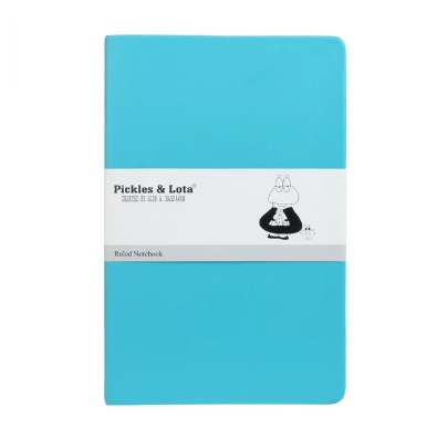 The Pickles & Lota Little Blue Book