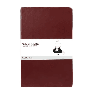 Quirky Notebooks for Legal Professionals | Pickles & Lota