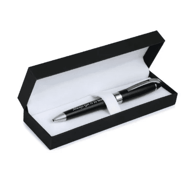 Pen - Iconic Slim Silhouette Pen - Always get it in writing