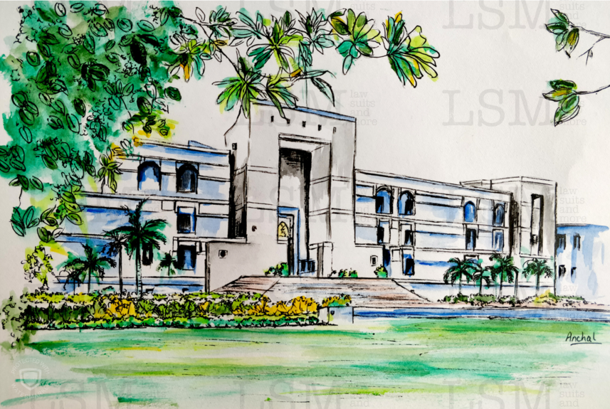 Original - Print of High Court of Gujarat