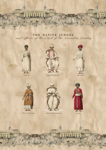 Print - The Native Judges And Officers of the Court