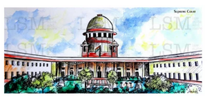 "Original - Supreme Court of India - 5"" x 11"""