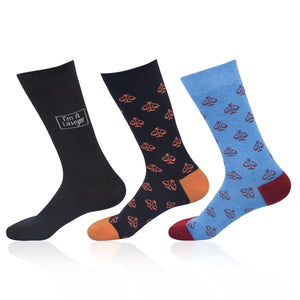 The Sassy Solicitor Socks - Set of 3