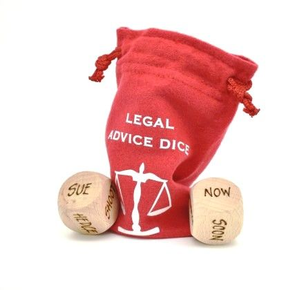 Legal Advice Dice