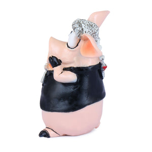 Figurine - The Lawyer Piggy