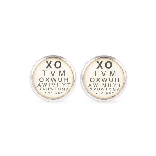 Ophthalmologist Cufflinks