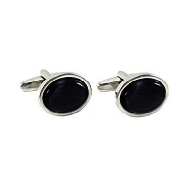 Cufflinks - Black Star
