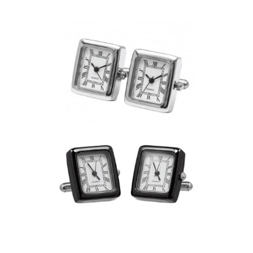 Cufflinks - Watch Rectangle