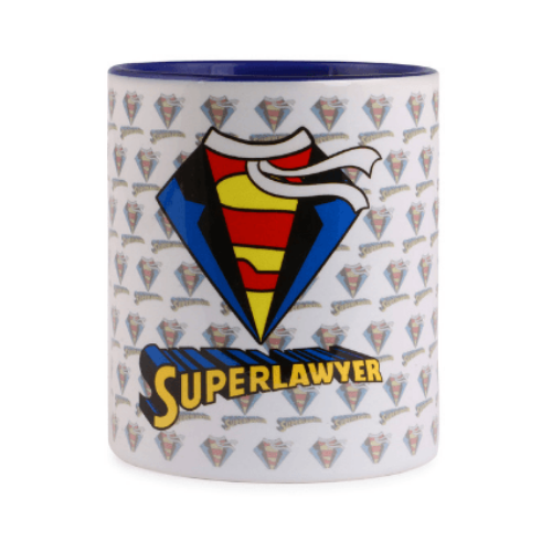 SuperLawyer Mug, SuperLawyer