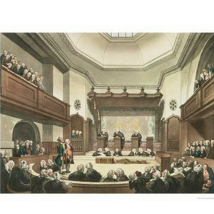Court of Common Pleas (Unframed Print)