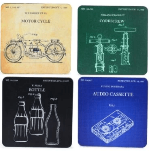 Coasters -  Patent Coasters