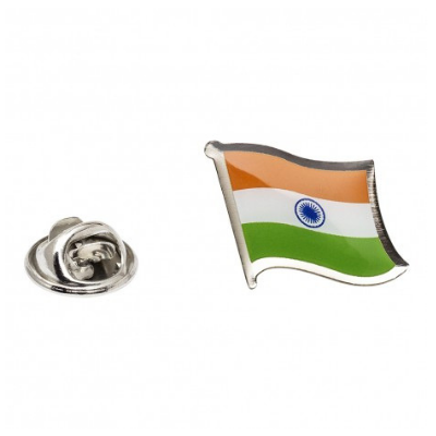 Lapel Pin - India