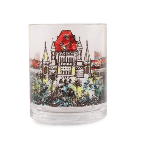 Bombay High Court in color coasters - set of 4 - Law Suits and More