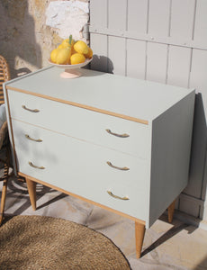 "Commode vintage ""Marguerite"""