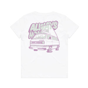 Three Tee Groms - White