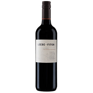 LEESE FITCH FIREHOUSE RED BLEND 2017