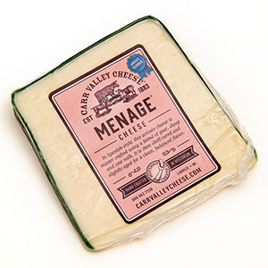MENAGE CARR VALLEY TRIPLE MILK CHEESE