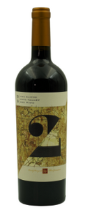 RUTHERFORD TWO RANGE RED BLEND 2015