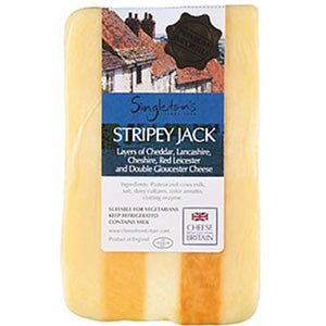 SINGLETON JACK AND CHEDDAR