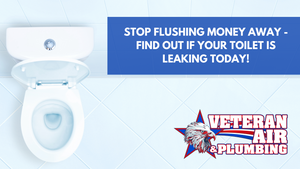 Stop Flushing Money Away - Find Out If Your Toilet Is Leaking Today