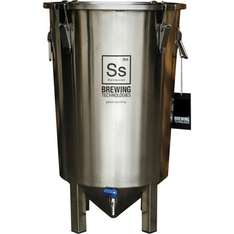 SS Brewtech Brew Bucket - Stainless Fermenter