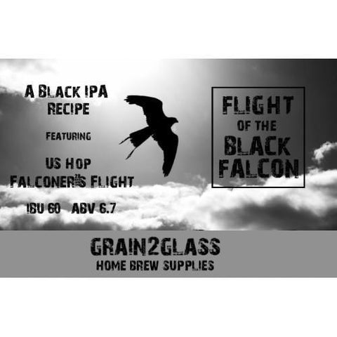 Flight of the Black Falcon - Black India Pale Ale