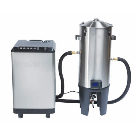 Conical Fermenter Advanced Cooling Edition