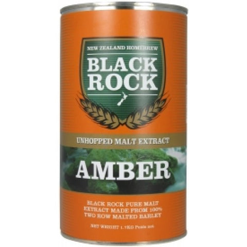 Black Rock Amber Malt