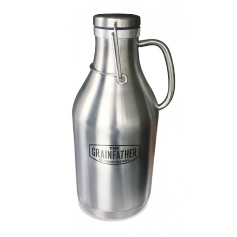 Grainfather Stainless Steel Swing Top Growler
