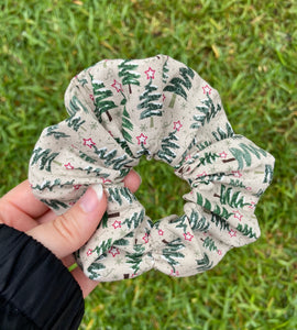 Star Trees Scrunchie