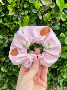Pink Star Wars Scrunchie