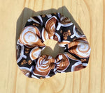 Load image into Gallery viewer, Coffee Scrunchie