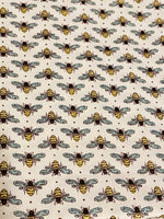 Load image into Gallery viewer, Bees Scrunchie