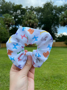 Balloon Animals Scrunchie