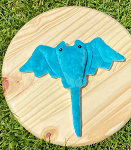 Blue Bat-Ray
