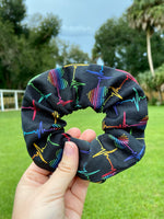 Load image into Gallery viewer, Heartbeat Scrunchie