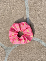 Load image into Gallery viewer, Golden Ladybug Scrunchie