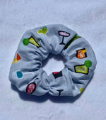 Load image into Gallery viewer, Happy Hour Scrunchie