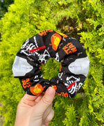 Load image into Gallery viewer, Spooky Star Wars Scrunchies