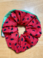 Load image into Gallery viewer, Watermelon Scrunchie