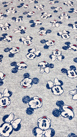 Load image into Gallery viewer, Mickey & Minnie Scrunchie