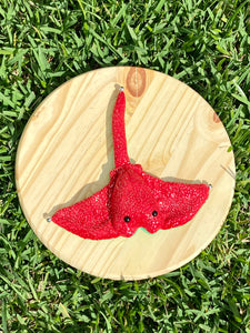 Red Jingle Stingray