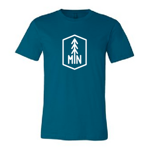 Our Classic MIN Hometown Short Sleeve Unisex T-Shirt