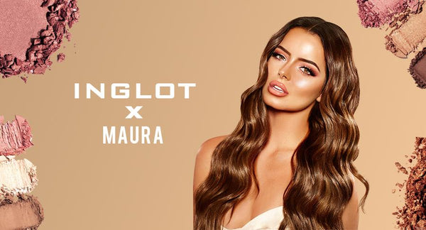 Inglot X Maura | Reveal One
